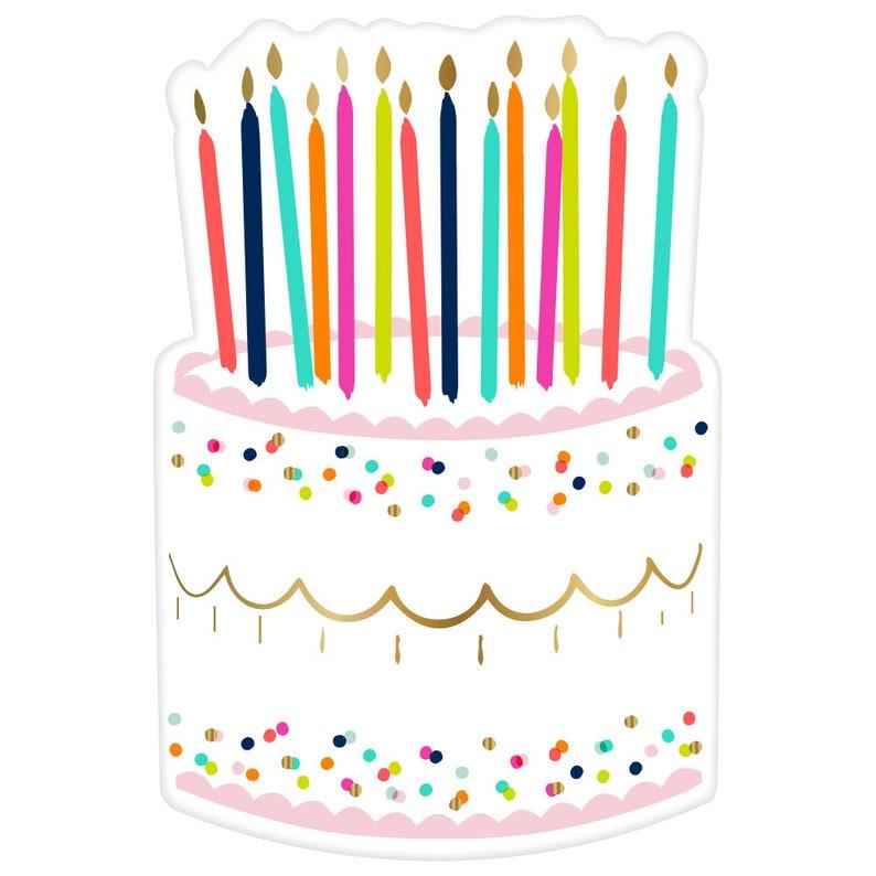 Prime Birthday Cake Plates Die Cut Cake Plates Birthday Party Etsy Birthday Cards Printable Trancafe Filternl