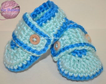 0-3 months Baby Boy Loafers