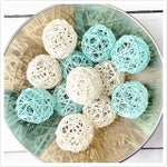 FREE SHIPPING Rattan Balls