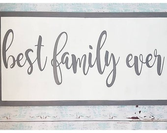 FREE SHIPPING Best Family Ever