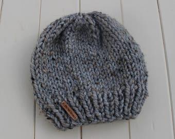 b54de9fe0 Solid color baby hat | Etsy