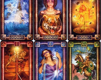 Psychic Readings and Astrology Reports by TheEnchantedLand