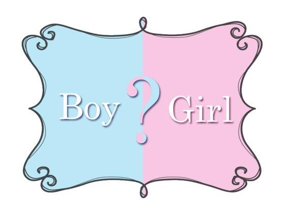 baby gender prediction psychic reading boy or girl how etsy