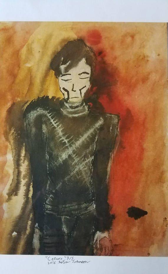 Cesare Cabinet Of Dr Caligari Fan Art