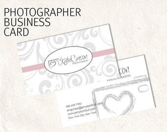 business card design etsy Makeup Artist Resume for Beginners photography business card business card design sketched camera logo psd download