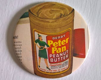 Image result for peter pan peanut butter 1950's vintage photos