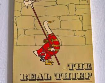 real thief the steig william