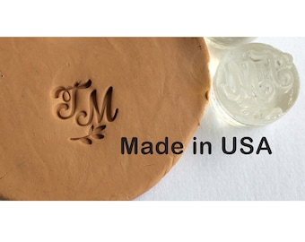 Custom Pottery Stamp, Pottery Signature Stamp, Personalized Clay Stamp, Ceramic Stamp