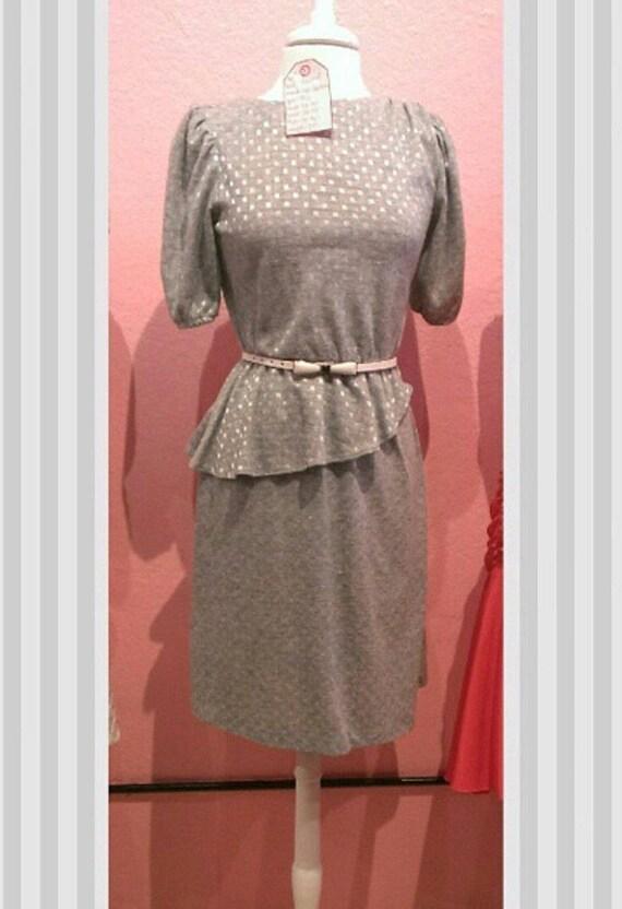 Original Vintage Oops California Vintage dress