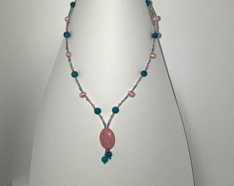 Cotton Candy Necklace