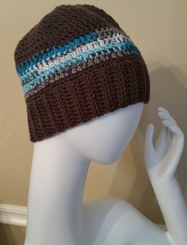 Messy Bun Hat Bun Beanie Ponytail Hat Crochet Bun Hat image 0