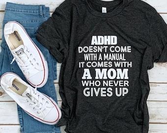ADHD Awareness ADAWB1025 made with love
