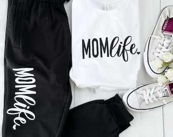 Women/'s Sweats gift for mom Momlife \u00a9 Mom Pajamas Beach Clothes Sweatpants Unisex Jogger Sweatpant #momlife Sweats for Women