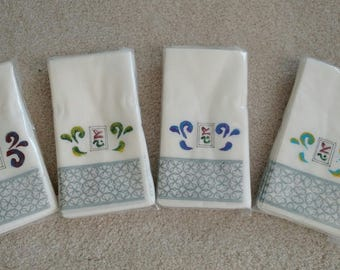 Mah Jongg Hand Towels