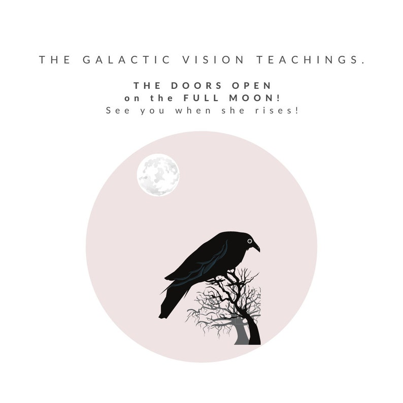 Galactic Vision Teachings image 0