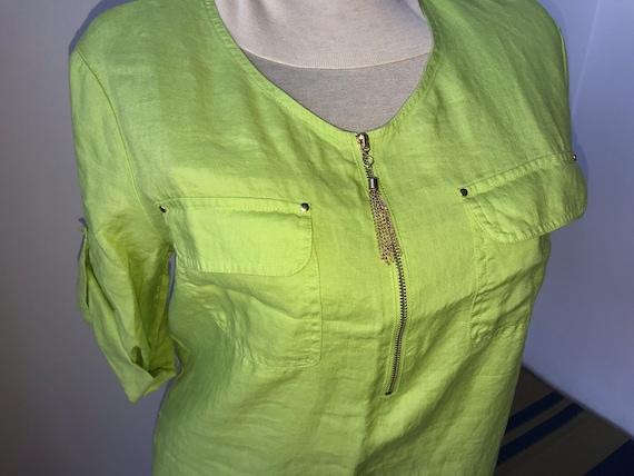 summer trends summer outfit summer linen top line… - image 4