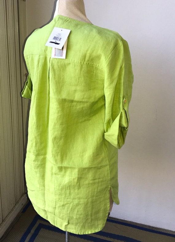 summer trends summer outfit summer linen top line… - image 6