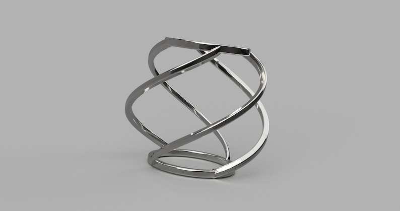 Sphere Statement Bracelet image 0