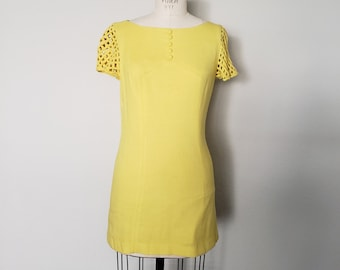 5639da9bc658 Vintage 60s Mini Dress by RK Originals
