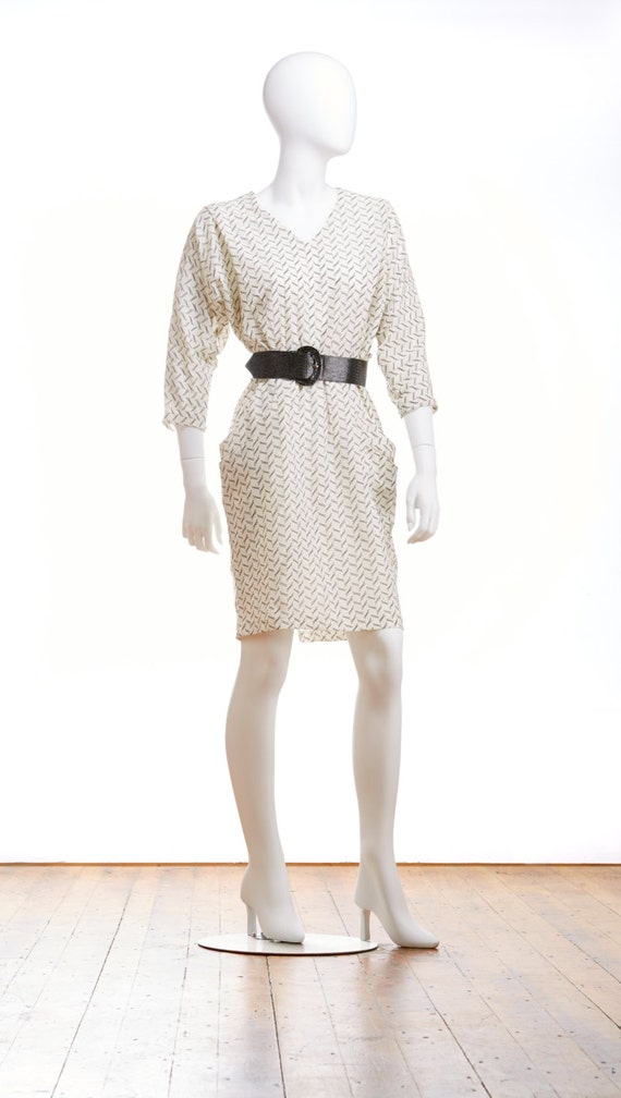 Vintage Sheath Dress