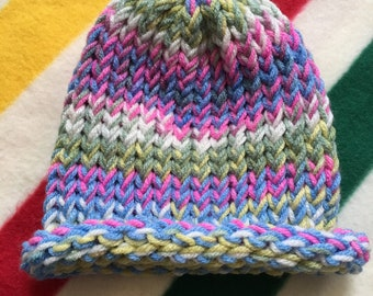 0631cab9f Hand knit toque | Etsy
