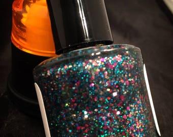 NEW---Things That Make You SPARKLE---handmade glitter nail polish 2017