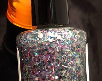 NEW---SPARKLE-lusion---handmade glitter nail polish 2017