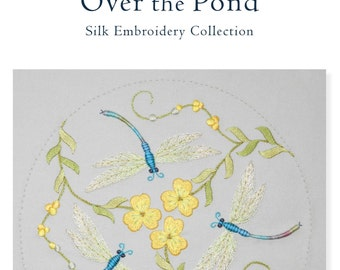 PDF Download Pattern ~ OVER the POND