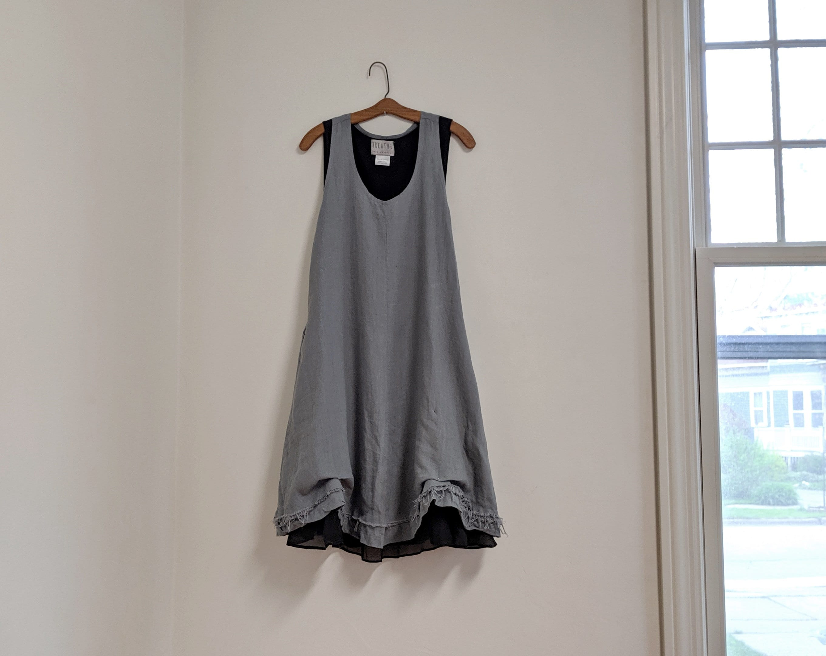 Womens Dresses Linen 'Emma' Dress by Breathe Clothing