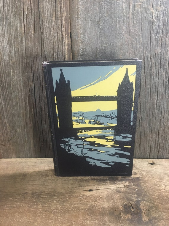 Vintage Lands And People Volume 1 copyright 1955, beautiful stories and pictures, British Isles and Western Europe, Lands and People