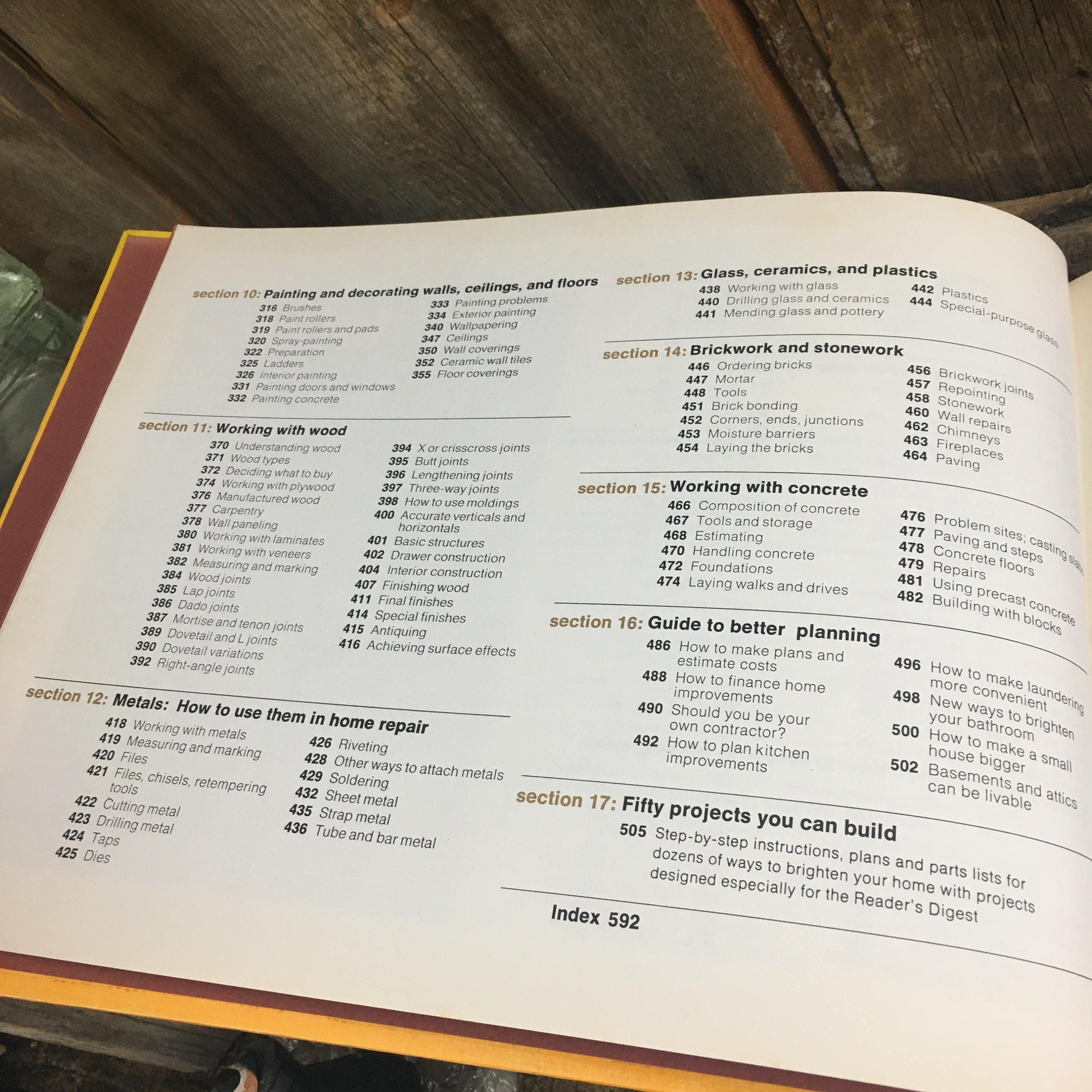Readers Digest Complete Do It Yourself Manual, Readers ...