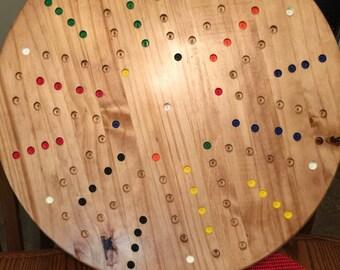 Flip-side Aggravation Board : ROUND