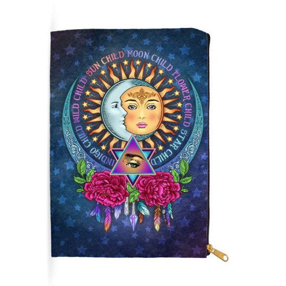Starchild Wild Child Tarot Bag - Pagan Wiccan - Brigid Ashwood