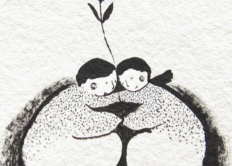 Schwarz-weiГџ Dating-Liebe