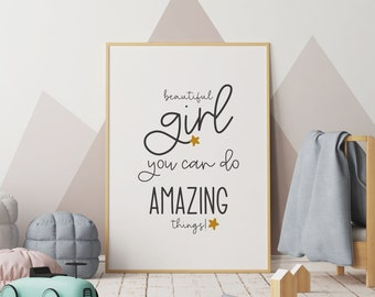 Girls Room Quotes Etsy