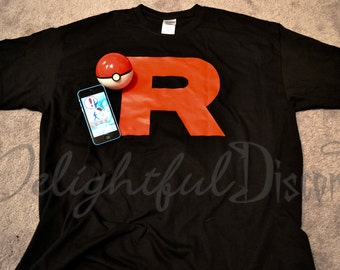 Pokémon Team Rocket Shirt