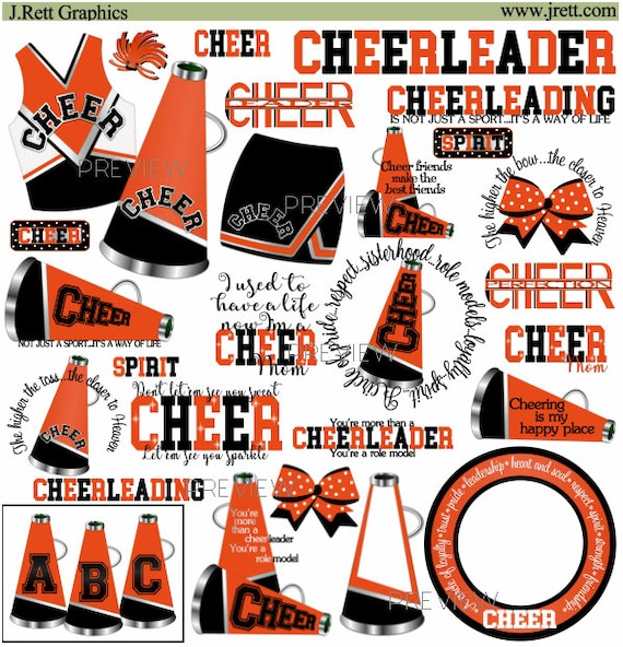 Cheer Clipart | LoveToKnow