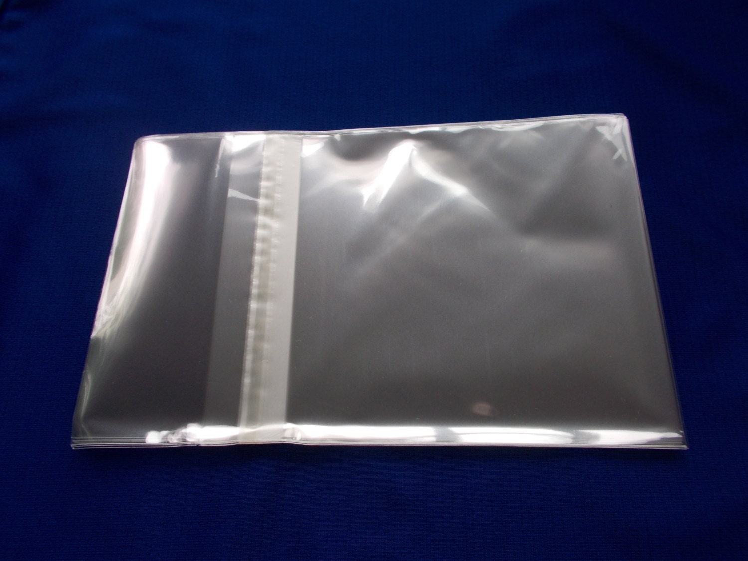 100 Clear Cello Bags For 4x6 Card 4 14 X 6 18 Etsy
