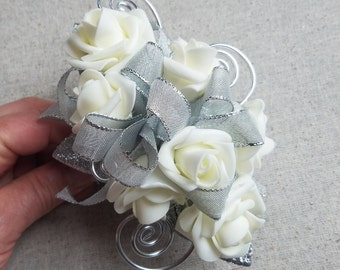Prom Corsage Etsy