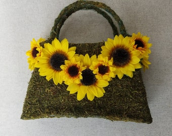 Flower Girl Purse / Flower Purse
