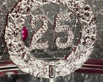 "12 pieces 50th Anniversary plastic picks decorations 2.5/"" diameter 8/"" long"