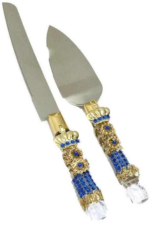 Prince Theme Cake Knife Server For Birthday Baby Shower Gift Etsy