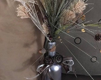 Western Cowboy & Cowgirl Wedding Centerpiece Decoration
