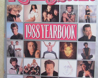 Rolling Stone 1988 Yearbook