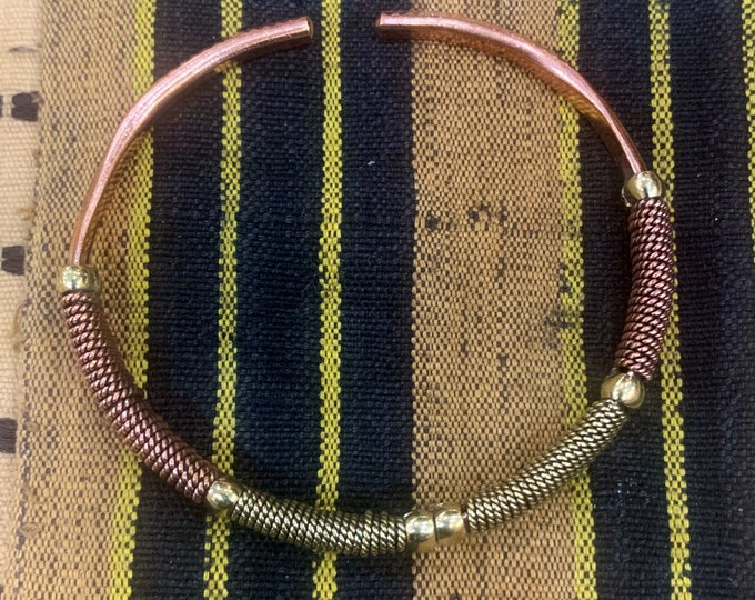 Copper &  Bracelet w/ combine to compliment each one