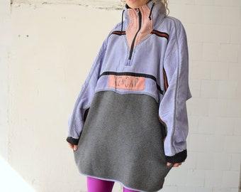 5e2504abc232 Fleece workout jacket