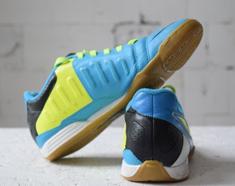 a48e82e5d324 NIKE leather football shoes