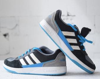 f8d058d89 Black ADIDAS skate shoes