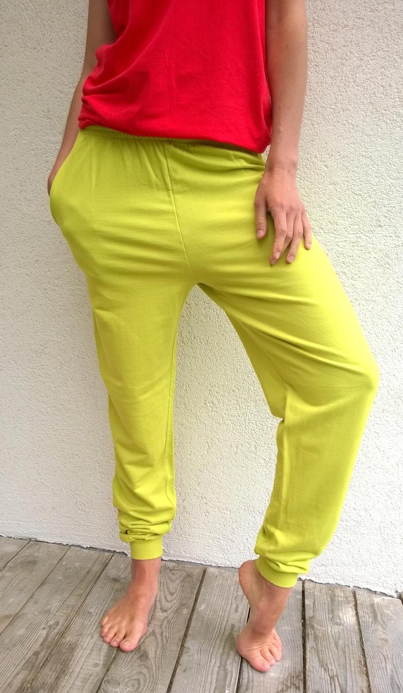 jogging pants 90s windbreaker pants GP138 tracksuit trouser pants 80s MS Salad green workout pants training suit yoga pants