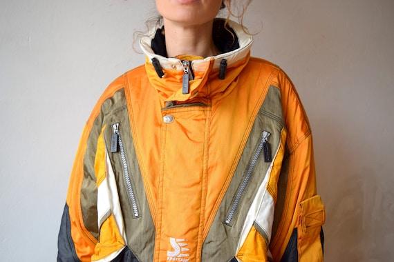 Veste Vintage De D'hiver Ski Manteau Hiver Blouson Femme wP8PUx